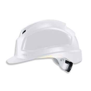 Casque de protection chantier UVEX