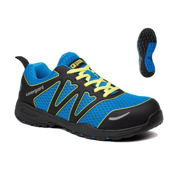 Chaussures-sécurité-S1P-bleu